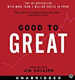 Kyпить Good to Great CD: Why Some Companies Make the Leap...And Others Don't на Amazon.com