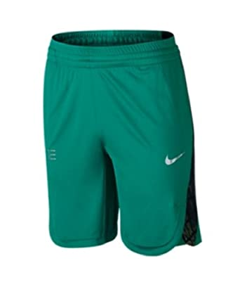 quality design de76f 7d612 Nike Elite Boys  Basketball Shorts ‑ Green (Medium)