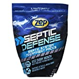 Zep Septic Defense Septic System Treatment Packs 6ct
