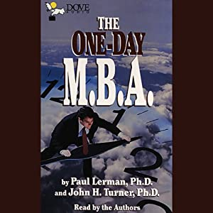 The One-Day M.B.A. Audiobook