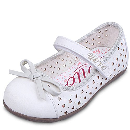 Mandy Romantic Kids Summer Girl's Ballet Flats for Girls Casual Slip On Flat (Toddler/Little Kid/Big Kid) by Mandy Romantic