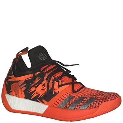new arrival 2d2de e1191 Amazon.com   adidas Men s SM Harden 2 Path 2 Basketball Core Black Hi Res  Red Solar Red 11 D(M) US   Shoes