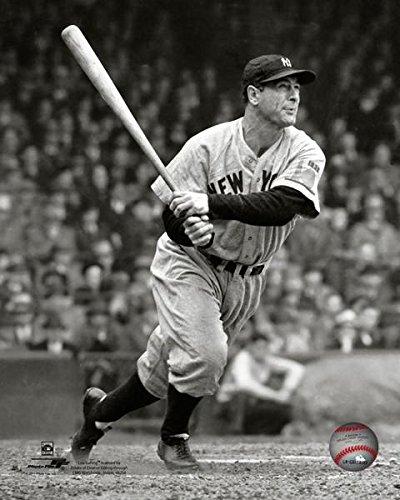 - Yankees Lou Gehrig Swing 8