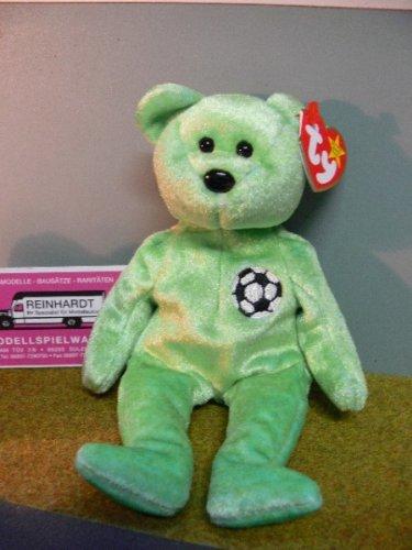 (Ty Kicks The Soccer Bear Beanie Baby (Retired))