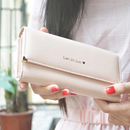 JD Million shop 2017 Best Deal Fashion Handbags Lady Women Wallets Bag Popular Purse Long PU Handbags Card Holder Birthday Bags Free Shipping