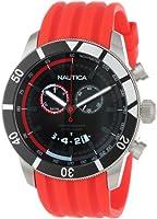 Nautica Men's N17584G NSR 08 Sporty Resin Watch by Nautica