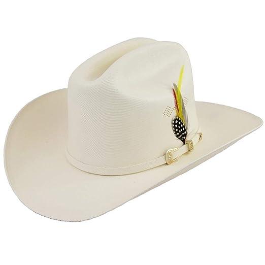 f96e3446 Tombstone 1, 000X Johnson Cowboy Hat at Amazon Men's Clothing store