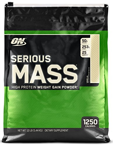 Optimum Nutrition Serious Protein Vanilla