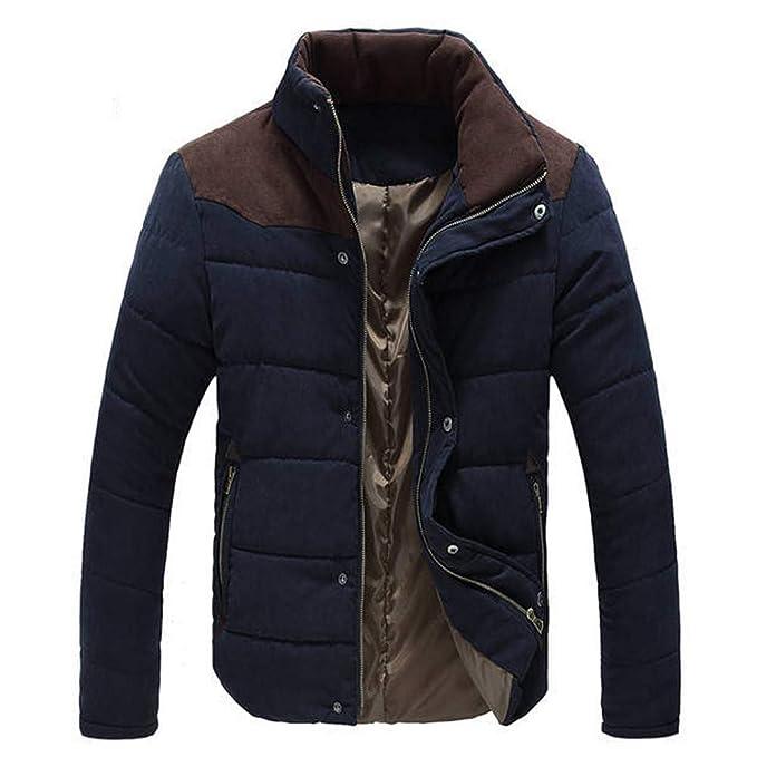 Cappotto da Uomo Inverno 21209e71456