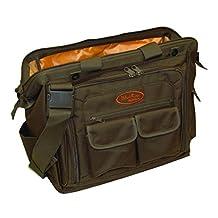 Mud River Dog Handlers Bag, 16-Inch X 11-Inch X 14-Inch, Brown