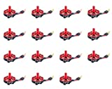 15 x Quantity of Walkera Runner 250 (R) Advanced GPS Quadcopter Drone Runner 250(R)-Z-10 Counter Clockwise Brushless Motor (CCW)(WK-WS-28-014) for Advanced GPS Quadcopter Drone KV2500