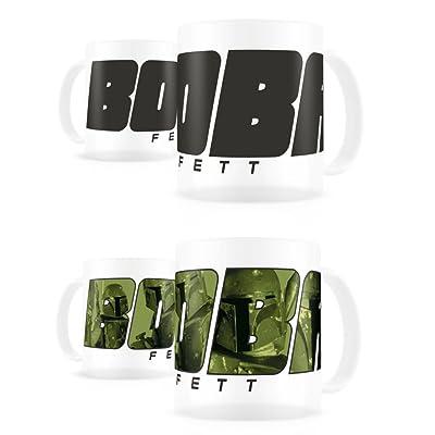 SD Toys–Mug Thermo Star Wars–Boba Fett–8435450201202