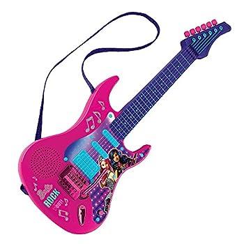 Barbie Rock 'N Royal Movie Guitar 0