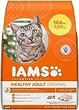 iams cat original chicken - IAMS PROACTIVE HEALTH Adult Original Chicken Recipe Dry Cat Food 17.4 Pounds