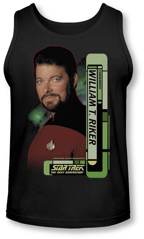 Star Trek - Mens Riker Tank-Top