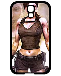 Sandra J. Damico's Shop Lovers Gifts 3448551ZA425737208S4 Samsung Galaxy S4 Scratch-proof Protection Case Cover For Samsung Galaxy S4 Hot The Tomb Raider Phone Case