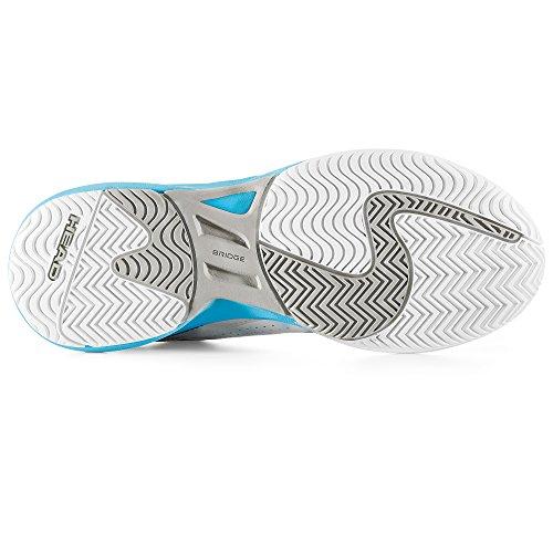 Head Breeze 2.0 Women Whaq - Zapatillas de tenis Mujer blanc y azul