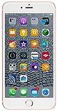 Apple iPhone 6s Plus Unlocked 128 GB Cellphone, International Warranty, Retail Packaging (Rose Gold)