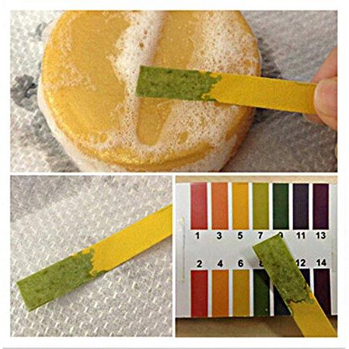 ph test paper-ph strips-ph test liquid-1-14 PH Alkaline Acid Test Paper Water Litmus Testing Kit-- by Randall Elliott