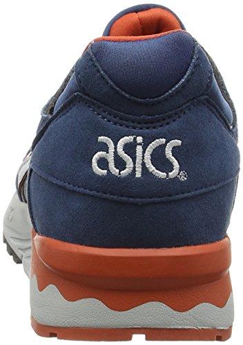 ASICS - Gel-lyte V, Zapatillas unisex adulto Azul (legion Blue/soft Grey 4510)