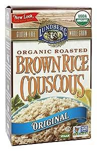 Amazon.com : Lundberg Organic Plain Brown Rice Couscous-10