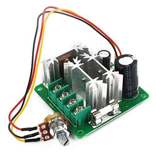 Price comparison product image NW 6V- 90V 15A 12V 24V Max 1000W PWM 15khz DC Motor Speed Control PWM Controller