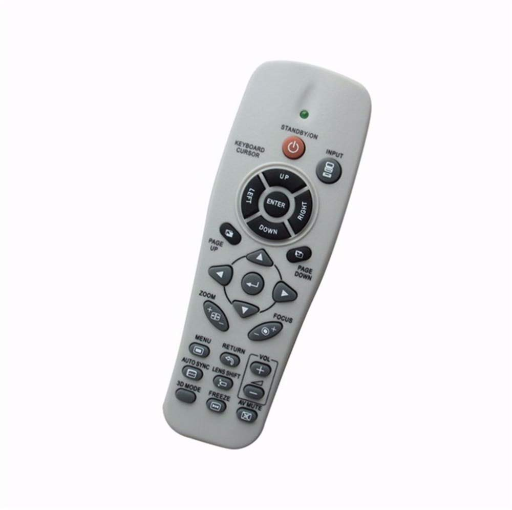 Calvas Remote Control For Mitsubishi WD620U WD720U WD8200U WD500U-ST WD570U WD620U-G WD720U-G WD8600U WD510UG DLP Projector