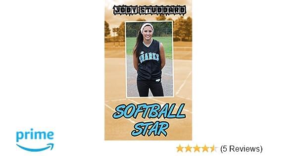 Softball Star Jody Studdard 9781489596604 Amazon Books