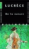 De la Nature