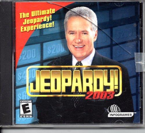 Jeopardy 2003