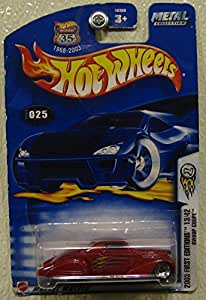 Hot Wheels 2003 First Editions Swoop Coupe 1/64 13/42 Collector # 025 .HN#GG_634T6344 G134548TY57343