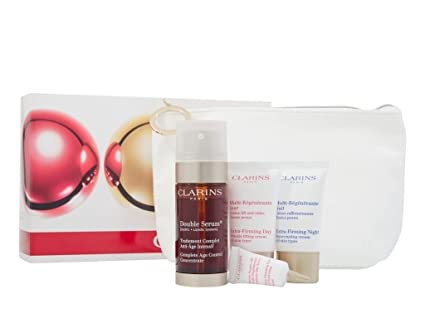 clarins 4 TGL. Set Expert Age Double Serum 30 ml & extra ...