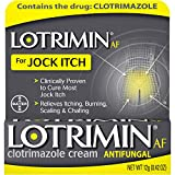Lotrimin AF Jock Itch Antifungal Cream 0.42 oz