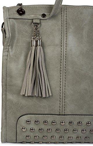 pompons shopper sac clous cartable styleBREAKER sac avec et sac 4qOXwgBA