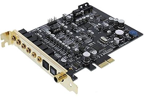 Amazon.com: HT Omega Fenix PCI-Express tarjeta de sonido ...
