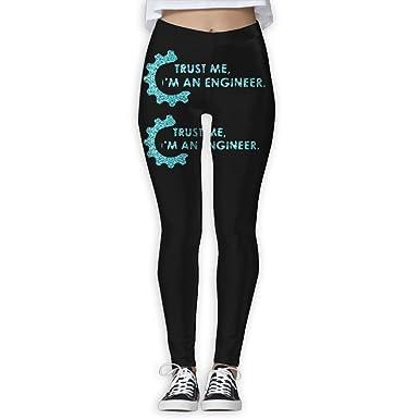 4fa9348f20c Water Ripple I m an Engineer Women s Activewear High-Waist Tights Leggings  Yoga Pants