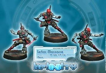 Mercenaries: Sir Massacre Cor Infinity #298 Ap Ccw, E//M Ccw 1