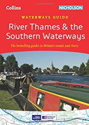 River Thames and Southern Waterways No. 7 (Collins Nicholson Waterways Guides)
