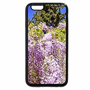 iPhone 6S Plus Case, iPhone 6 Plus Case, Purple Drapes