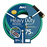 Apex, 8509-75, Heavy Duty Ultra Flexible Garden Hose,  5/8-Inch x 75-Feet