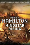 Front cover for the book Mindstar Rising by Peter F. Hamilton