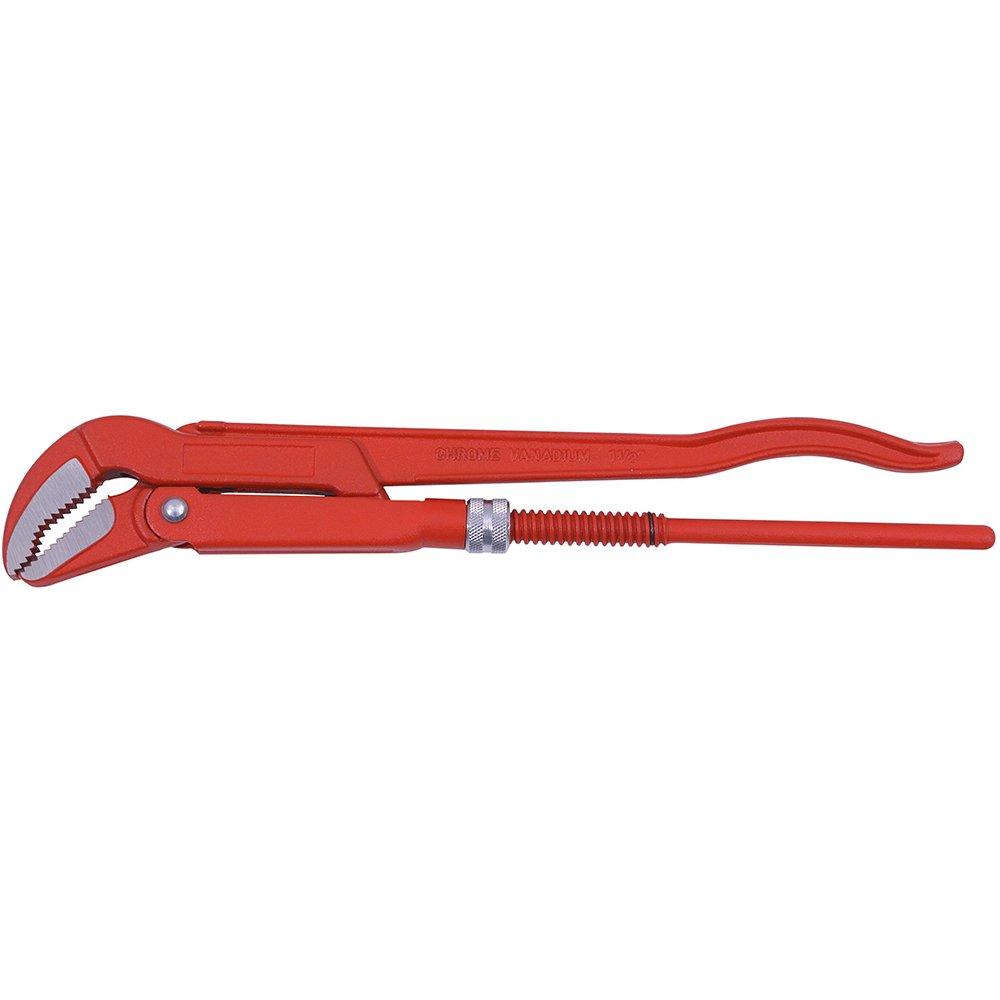 Giratubi per tubi ad angolo 1 1//2 9018120001 Peddinghaus Handwerkzeuge 45/°