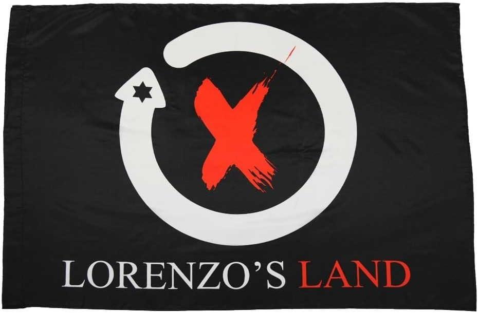 Bandera Jorge Lorenzo Oficial 150x100cm.: Amazon.es: Deportes y aire libre