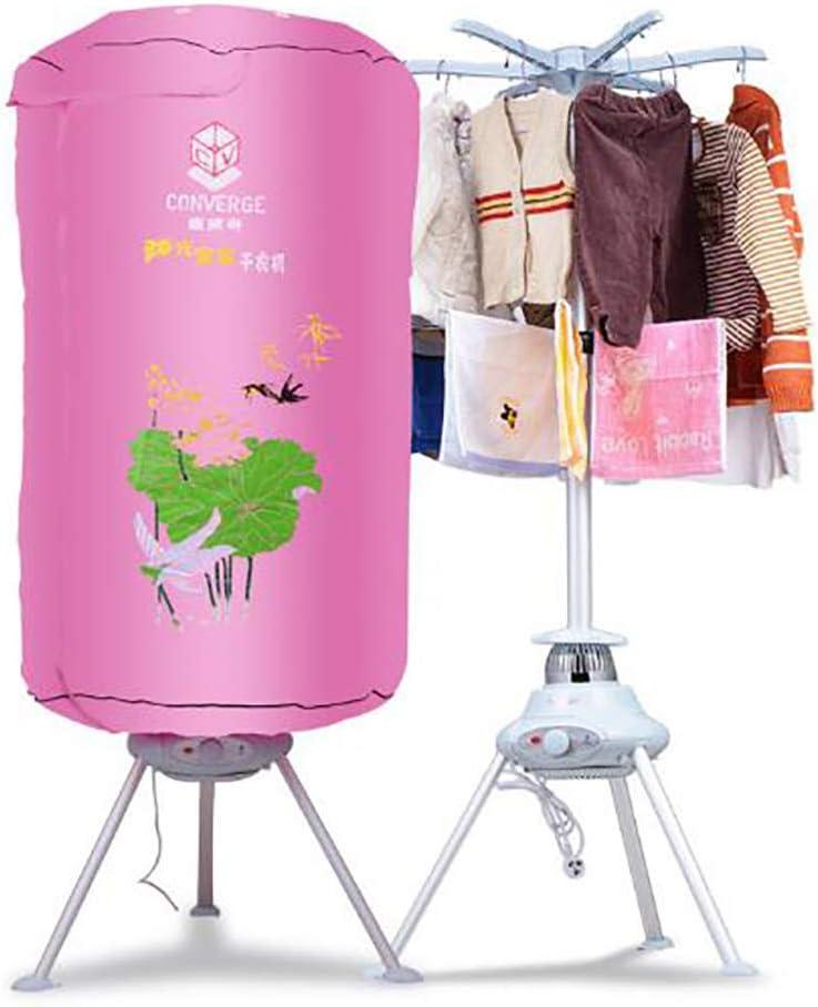 Secadora Redonda Secadora Doméstica Secadora Silenciosa Secadora De Aire Secadora Doble Secadora Portátil Armario Seco
