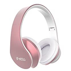 Bluetooth Wireless Headphones - Birthday gifts for Sister