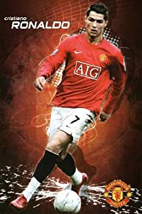 Amazon Com Cristiano Ronaldo Poster Amazing Athlete Rare