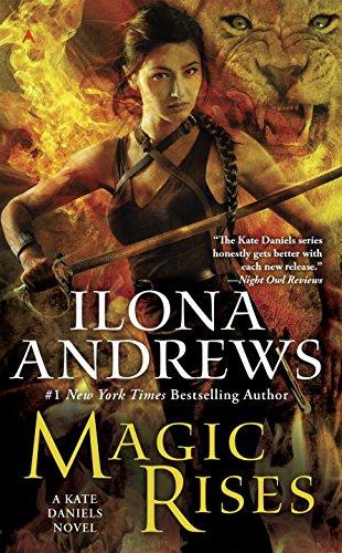 book cover of Magic Rises