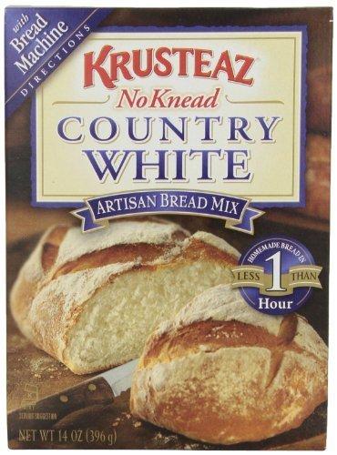 krusteaz white bread mix - 8