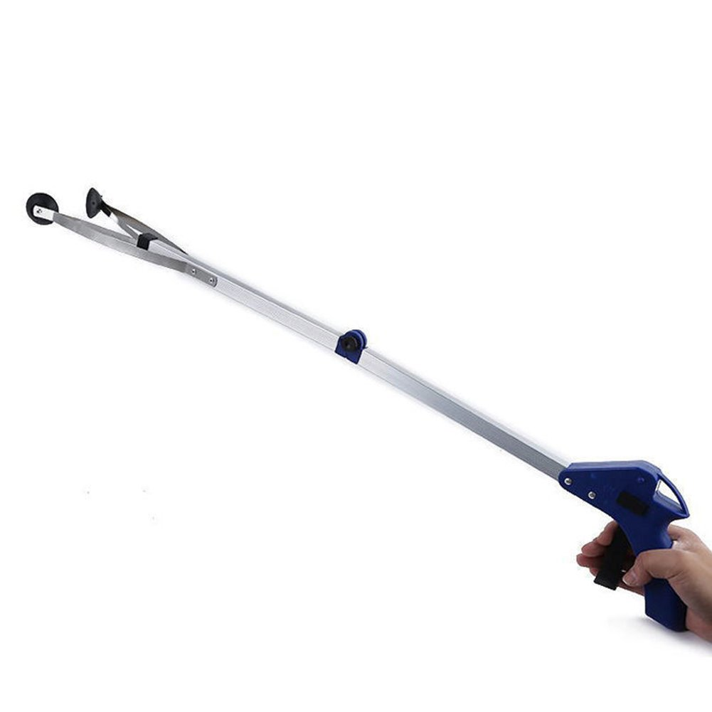 ljym88 Abholung Greiferwerkzeug Abfallsammler M/üllsammler Lanr Ausl/öser 32 Zoll 83 cm