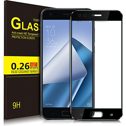 Nokia 6 2018 Screen protector, KuGi 9H Hardness HD...
